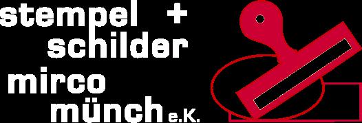 Schilder Mirco Münch e.K. - Logo